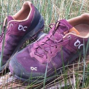 On Cloud Trail Running Sneaker